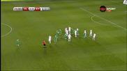 Пълен репортаж: Ейре - Босна 2:0