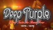 Deep Purple - Come Taste the Band - Tour 1975 - 1976