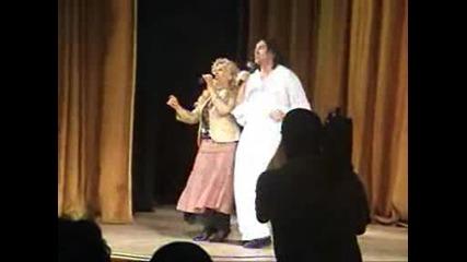 Деян Неделчев И Силвия Кацарова - В Рая/на живо/ - 2005