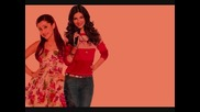 L.a Boyz - Victoria Justice feat Ariana Grande - Lyrics On Screen (studio Version)