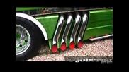 2 Super Scania Show Trucks