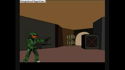 Halo Vs. Counterstrike Funny