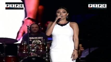 Ceca - Da raskinem sa njom - (Live) - Modrica - (Tv Rtrs 2014)