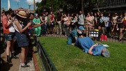 """""""Протестът на проститутките"""" в Аржентина за легализация на аборта"""