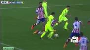 Атлетико Мадрид 0:1 Барселона / Барса е шампион на Испания за 23-ти път!