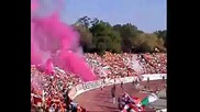 Cska Sofia Fans In Action