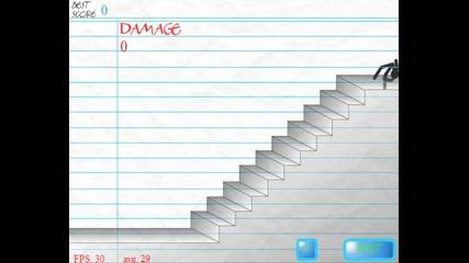 Stair Fall gamming - цъкай stairfall ;)