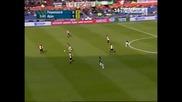 06.05.2010 Фейенорд 1 - 4 Аякс първи гол на Суарез