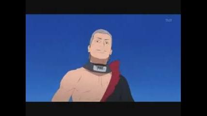 Naruto - Kakashi vs Akatsuki
