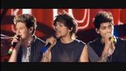 One Direction изпълняват на живо