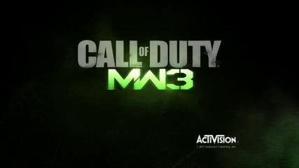Call of Duty Modern Warfare 3 - Teaser Trailer for Germany