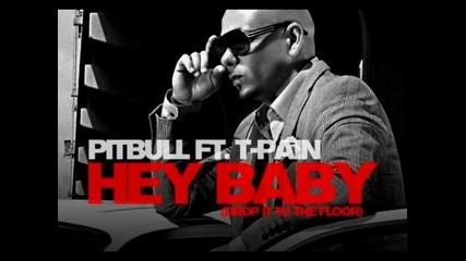 Pitbull Feat. T - Pain - Hey Baby (kassianos Brazilian Tribal Mix)