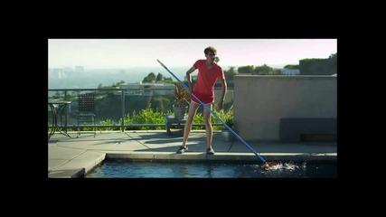 Уникалната!с Превод Wisin y Yandel - Algo Me Gusta De Ti Original 2012