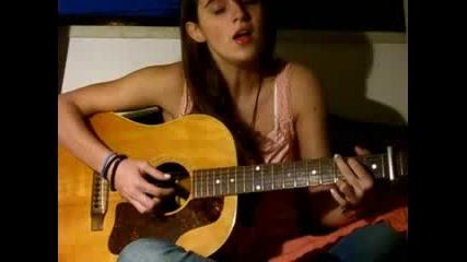 Момиче Пее Страхотно *гледай !!! *