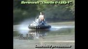 Hovercraft Charlie G-1583-v test drive 2 -23.06.2011g.