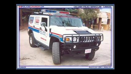 Най - яките полицейски коли (част 2)