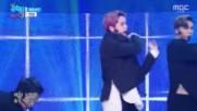 603.0415-7 Teen Top - Love Is, Show Music Core E547 (150417)