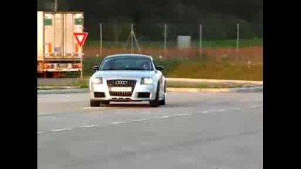 Audi Tt Rieger Tuning turbo
