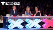 Hayashi - Britain_s Got Talent 2010 - Auditions Week 4