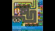 bloons tower defense 4 - track 1 (medium mode)
