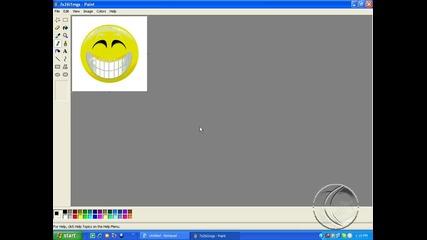 Как да си направим папка с картинка