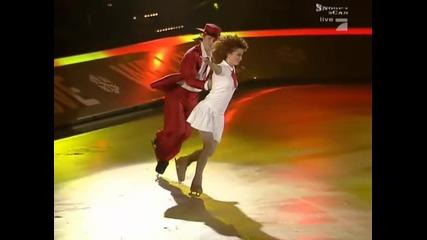 Lucy Diakovska @ Stars auf Eis (2nd part) 2006.11.22