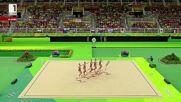 България ленти - летни олимпийски игри - Рио 2016