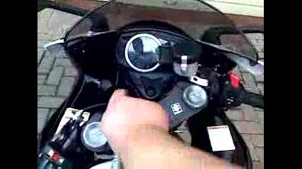 Suzuki Gsx-r 1000 2009 white
