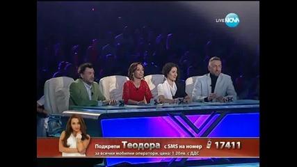 Теодора Цончева - Live концерт - 10.10.2013 г.