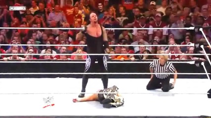 Shawn Michaels vs. Undertaker Career Match