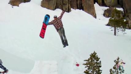Най-доброто от Snowboard 2013