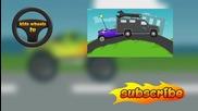 Monster Trucks Crashes #4 Kid Wheels Tv