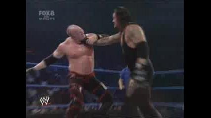 WWE Undertaker vs Kane (new)