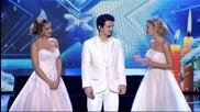 Славин Славчев - X Factor Live (24.12.2014)