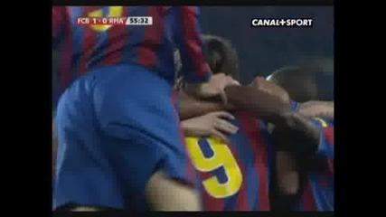 Barcelona 1:0 R.madrid