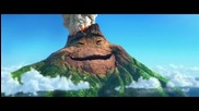 смешен откъс от Пиксар филм Lava - Movie Clip: I Have A Dream (2015) Pixar Animation Short Movie Hd