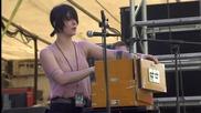 Sharon Van Etten - Love More ( Live from Bonnaroo 2011 )