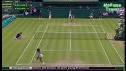 Serena Williams vs Venus Williams Wimbledon 2015