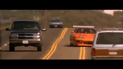 Последно сбогом с Paul Walker ! Ferrari vs Toyota(diesel&o'connor)