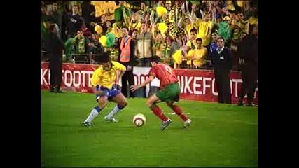 Ronaldinho - Финт