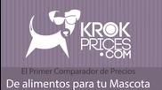 Krokprices.com El único comparador de precios de comida para mascotas