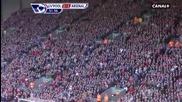 Ван Перси разплака Ливърпул на Анфийлд ! Ливърпул - Арсенал 1:2