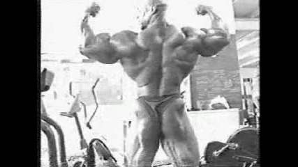Ronnie Coleman - Workout