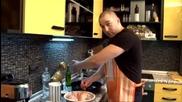 """Боби Ваклинов е господар в кухнята в """"Черешката на тортата"""" (22.02.2016)"""
