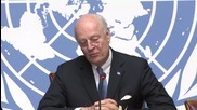 Switzerland: Syria peace talks to re-start March 7, UN confirms