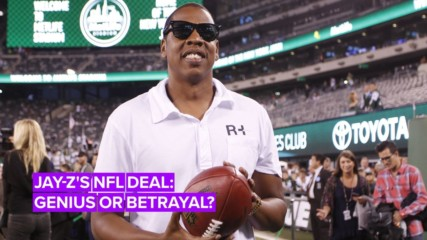 Jay-Z was right - the NFL really does need him