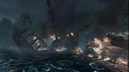 Assassin's Creed 4: Black Flag - Edward Kenway Story Trailer