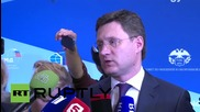Germany: Our main aim is to build Turkish Stream - Russian energy minister