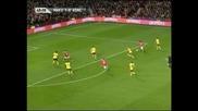 """""""Манчестър Юн."""" на полуфинал за Купата на Англия след 2:0 над """"Арсенал"""""""