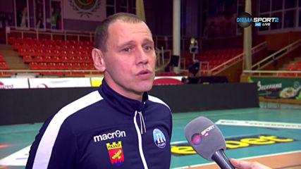 Мирослав Живков: Пречупихме се в един момент